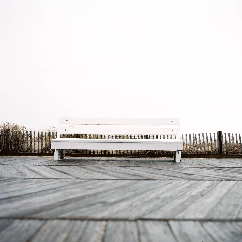 Rehoboth Beach Boardwalk, Delaware. Hasselblad 500c on Fuji Pro 400H